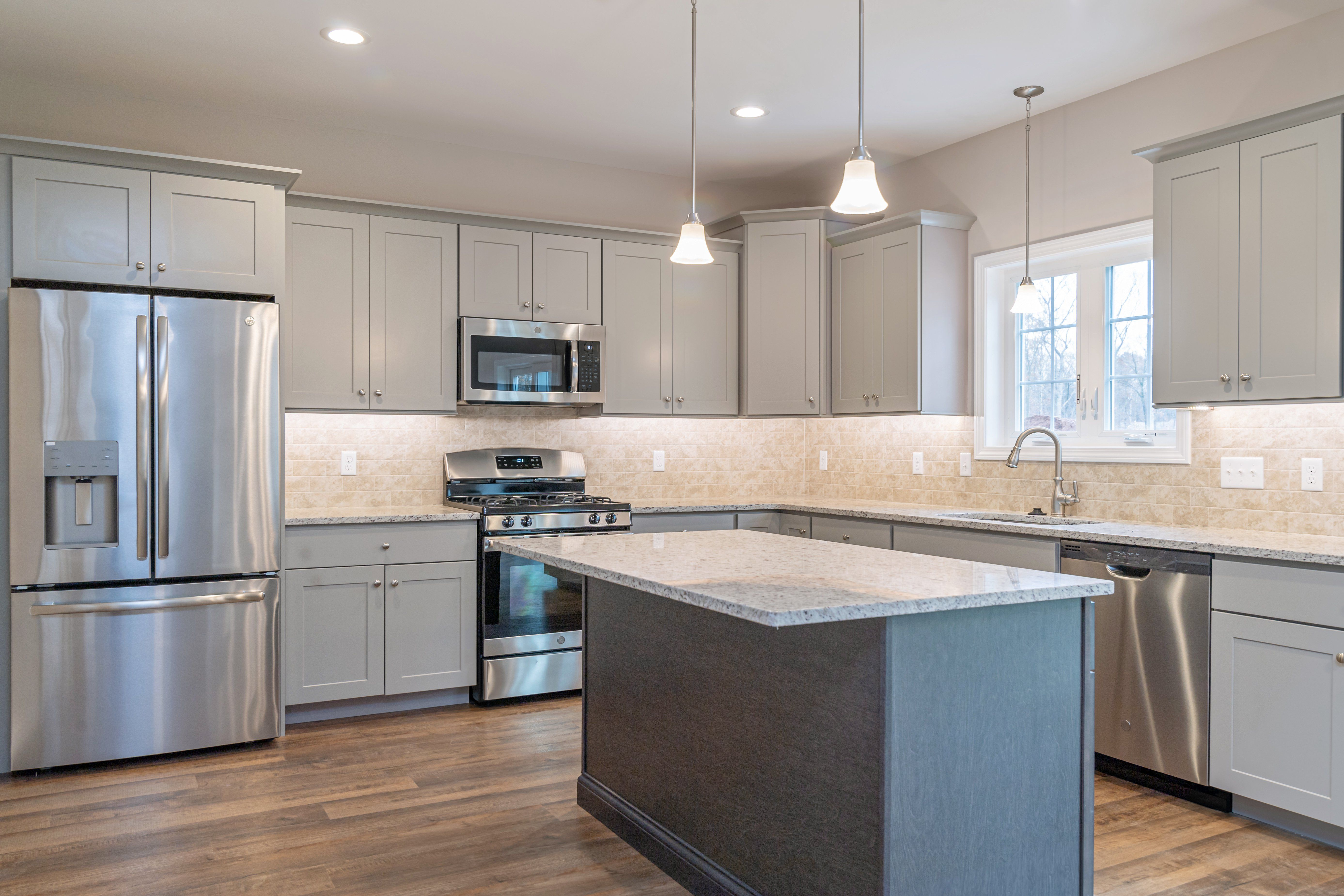 Kitchen featured in the Andover By Calcagni Real Estate in Hartford, CT