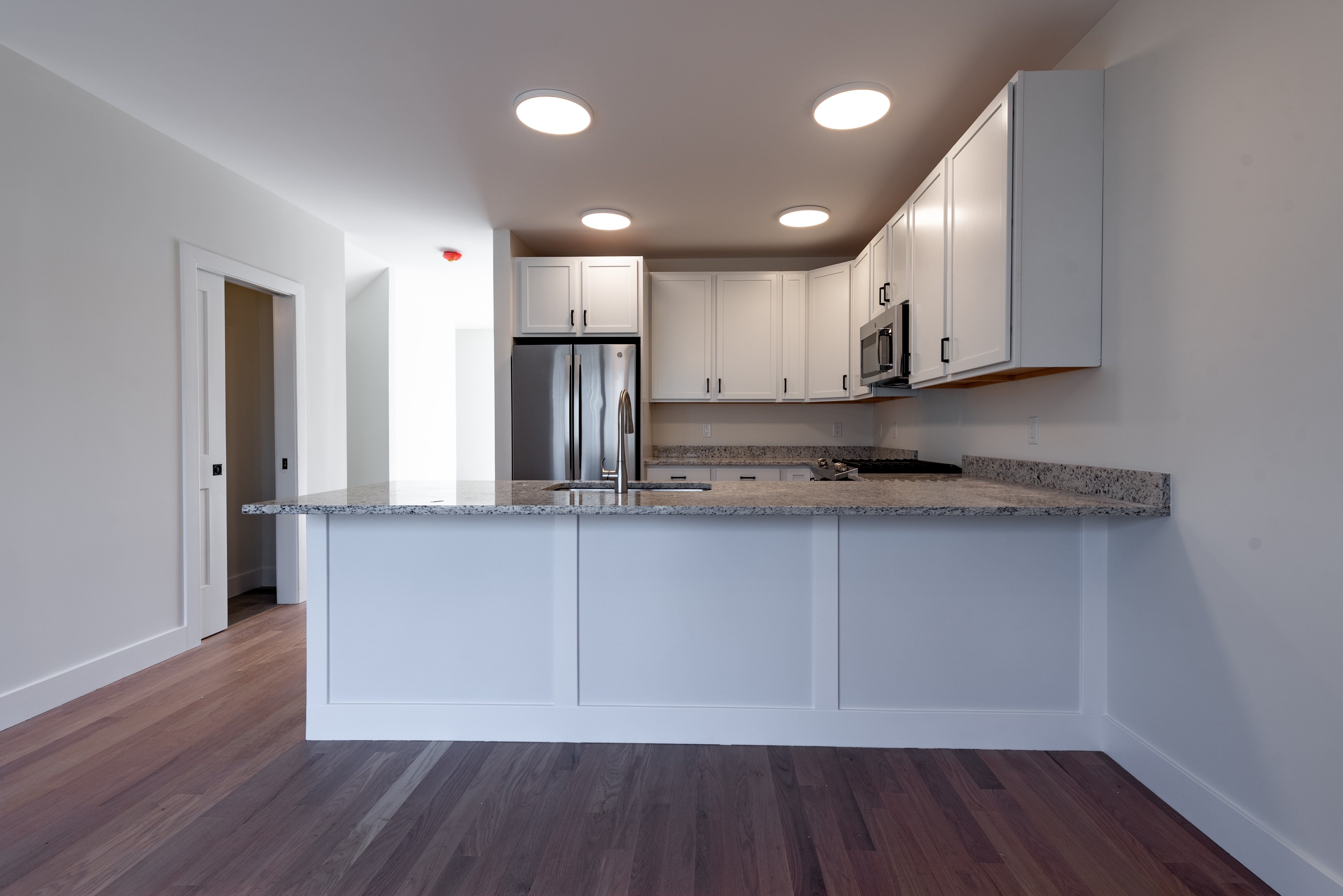 Kitchen featured in the Plan A3 By Calcagni Real Estate in New Haven-Meriden, CT