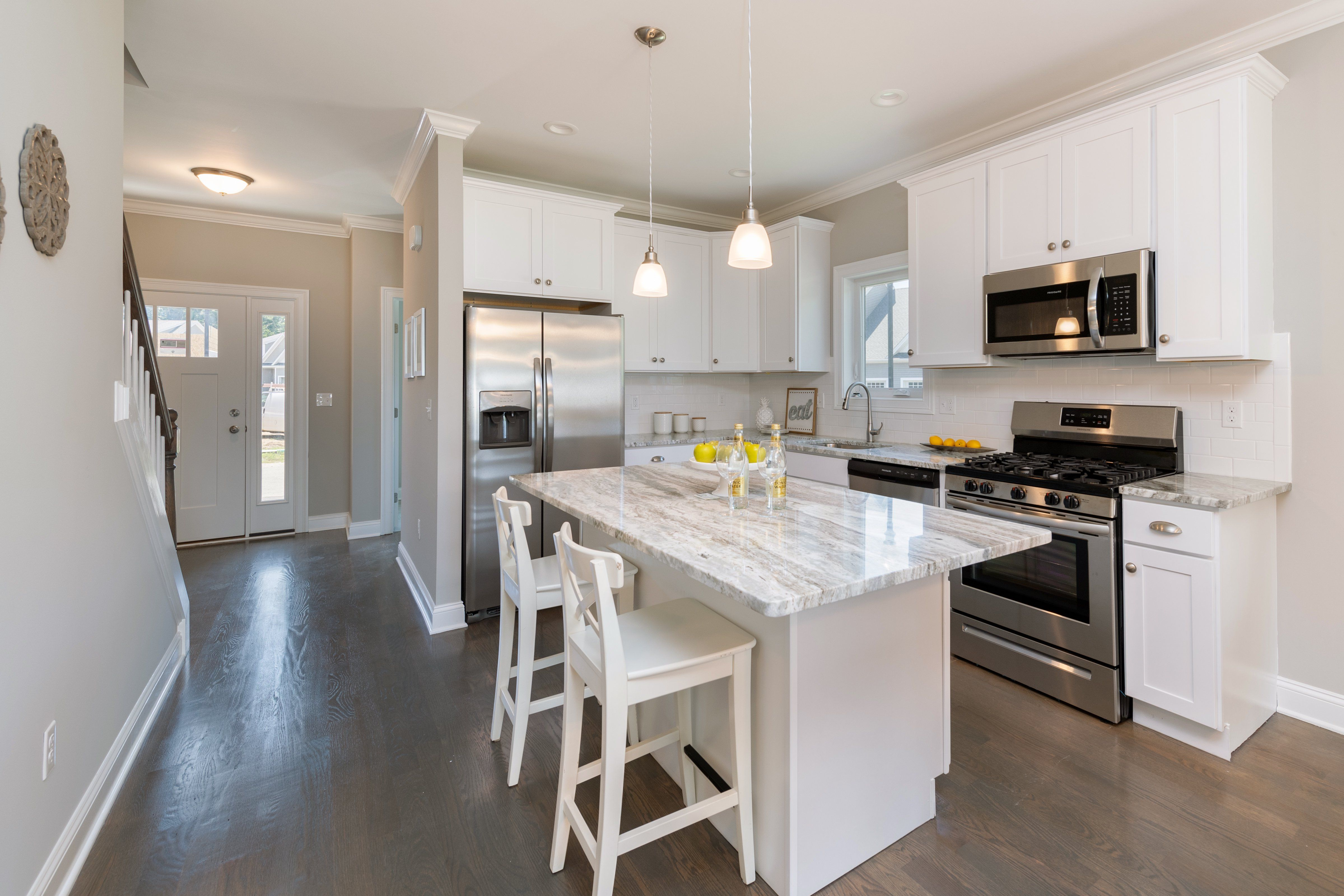 Kitchen featured in The Gardner By Calcagni Real Estate in New Haven-Meriden, CT