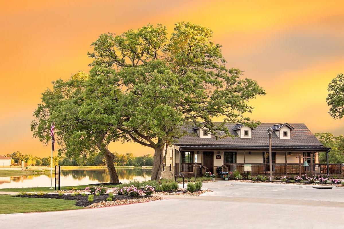 'Mission Ranch' by Caldwell Homes in Bryan-College Station