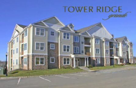 Tower Ridge Grande by Caliber Builders, Inc. in Orange County New York