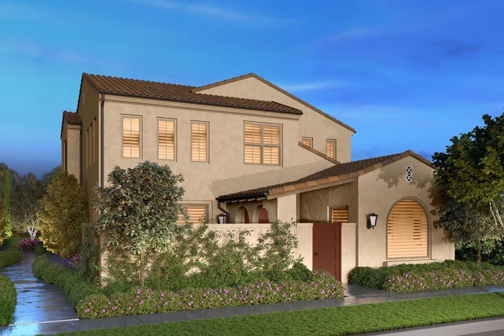 Residence 1:Elevation