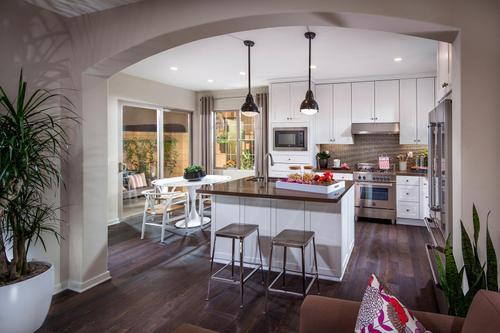 Kitchen-in-Residence 2R-at-Celeste-in-Irvine