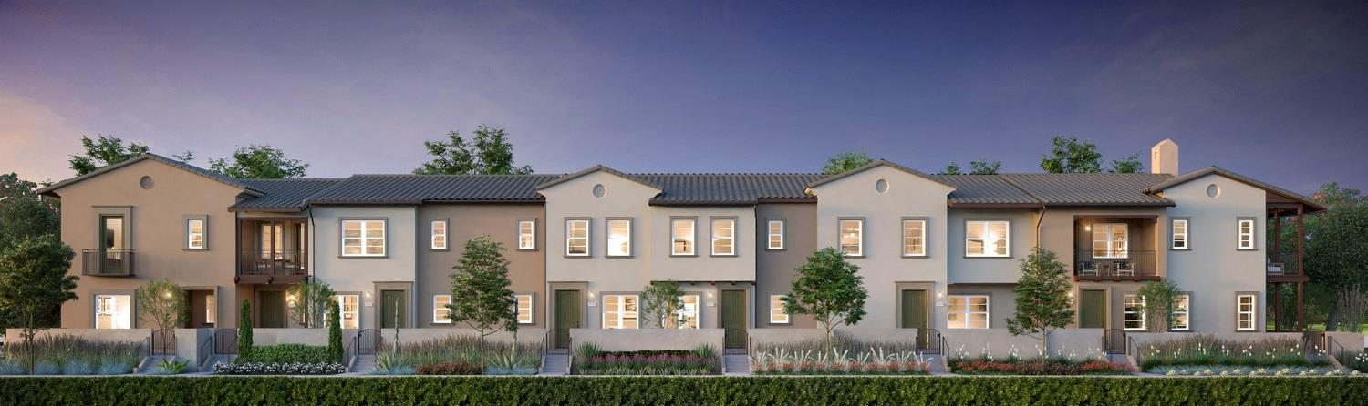 Exterior featured in the Residence 1 By California West Communities in San Diego, CA