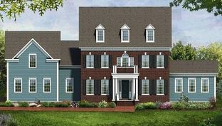 Willowsford/The Grant/Camberley by Camberley Homes in Washington Virginia