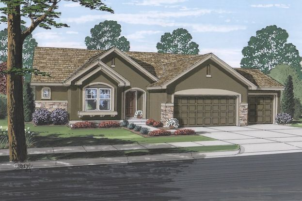 Raintree Plan at Meridian Ranch in Falcon, CO by Campbell Homes on house exterior, house clip art, house foundation, house elevations, house models, house types, house styles, house rendering, house drawings, house design, house building, house layout, house maps, house roof, house structure, house construction, house plants, house blueprints, house framing, house painting,