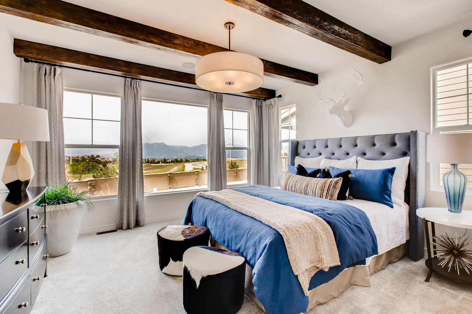 Bedroom featured in the Emerson By Campbell Homes in Colorado Springs, CO