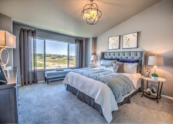 Bedroom featured in the Plum Creek By Campbell Homes in Colorado Springs, CO
