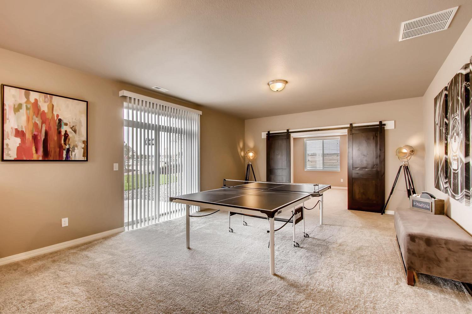 Living Area featured in the Raintree By Campbell Homes in Colorado Springs, CO