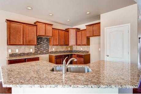 Kitchen-in-Augusta-at-Meridian Ranch-in-Falcon