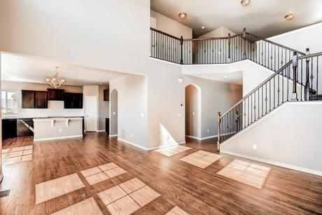 Greatroom-and-Dining-in-Whitman-at-Meridian Ranch-in-Falcon
