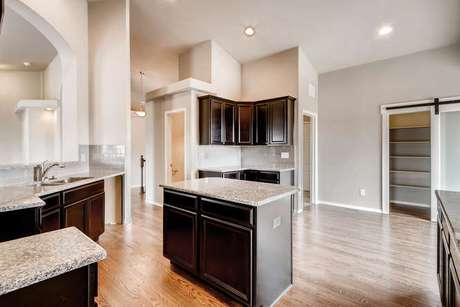 Kitchen-in-Raintree-at-Meridian Ranch-in-Falcon