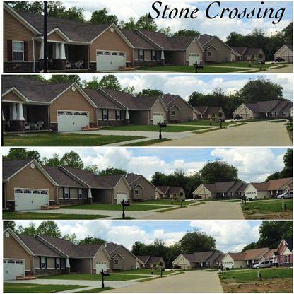 Stone Crossing:Street View