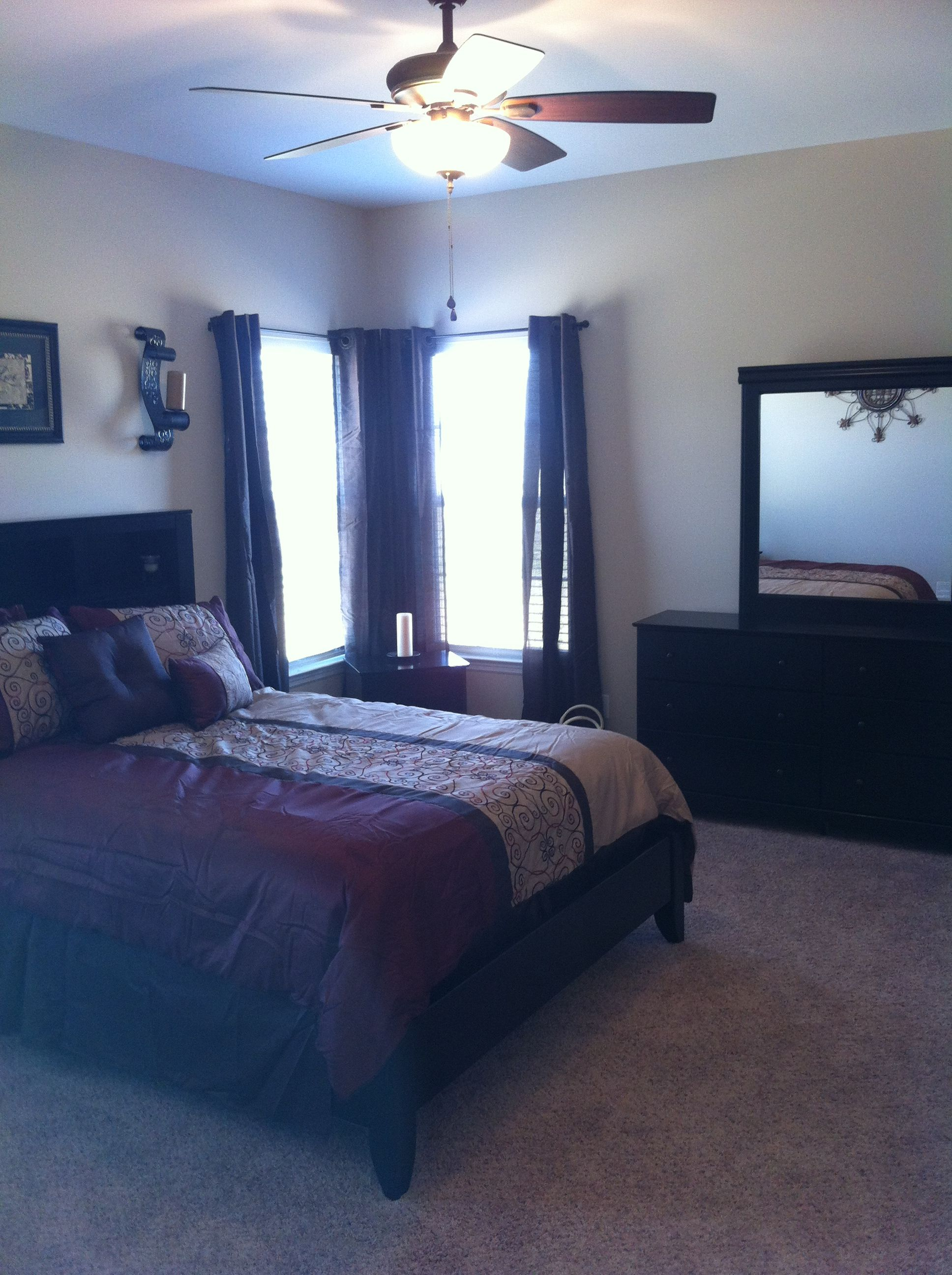 Bedroom featured in The Oceanside By Cannon Builders, Inc.  in St. Louis, MO