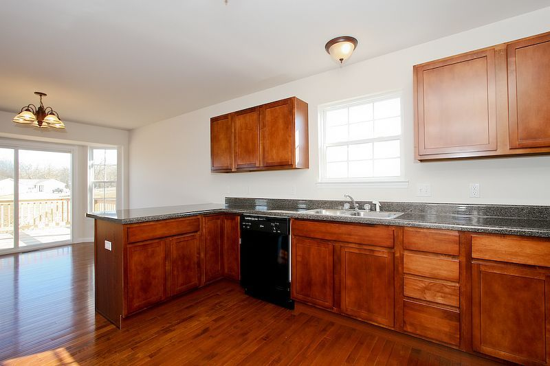 Kitchen featured in The Freeport By Cannon Builders, Inc.  in St. Louis, MO