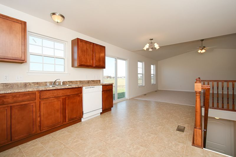 Kitchen featured in The Hudson By Cannon Builders, Inc.  in St. Louis, MO