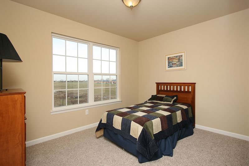 Bedroom featured in The St. George By Cannon Builders, Inc.  in St. Louis, MO