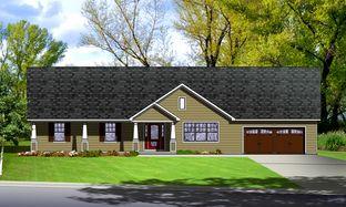 The Vinho - Gettysburg Commons: Wright City, Missouri - Cannon Builders, Inc.
