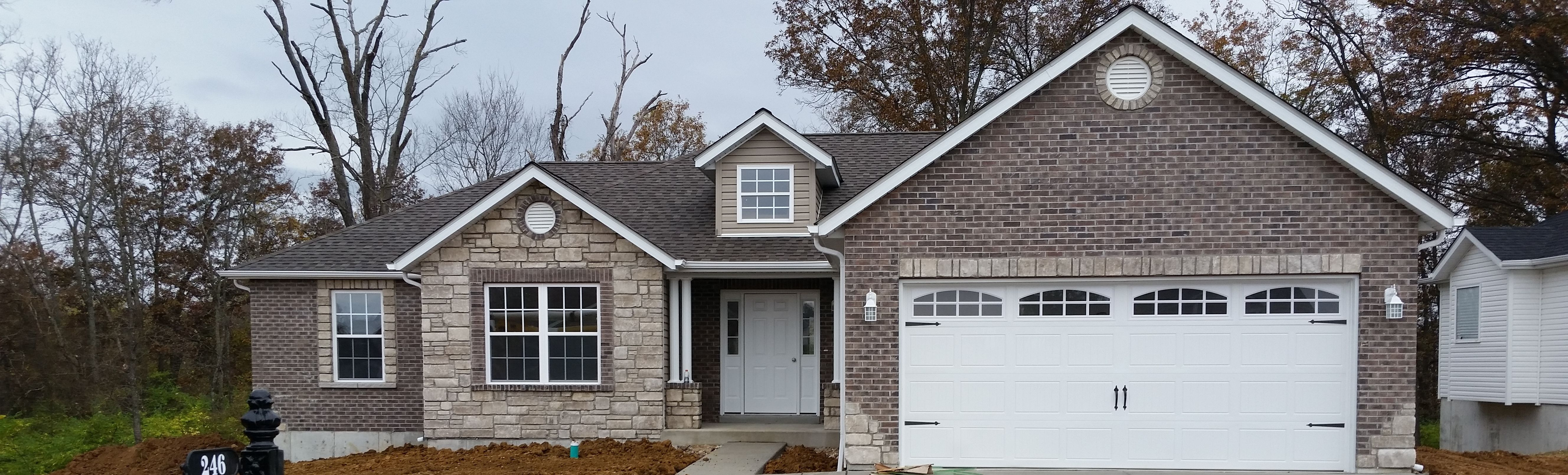 Exterior featured in The Maplewood By Cannon Builders, Inc.  in St. Louis, MO