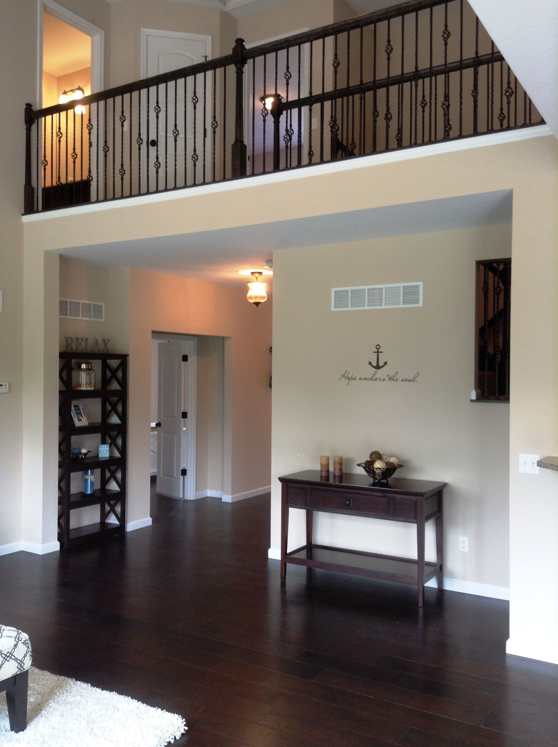 Living Area featured in The Verona By Cannon Builders, Inc.  in St. Louis, MO