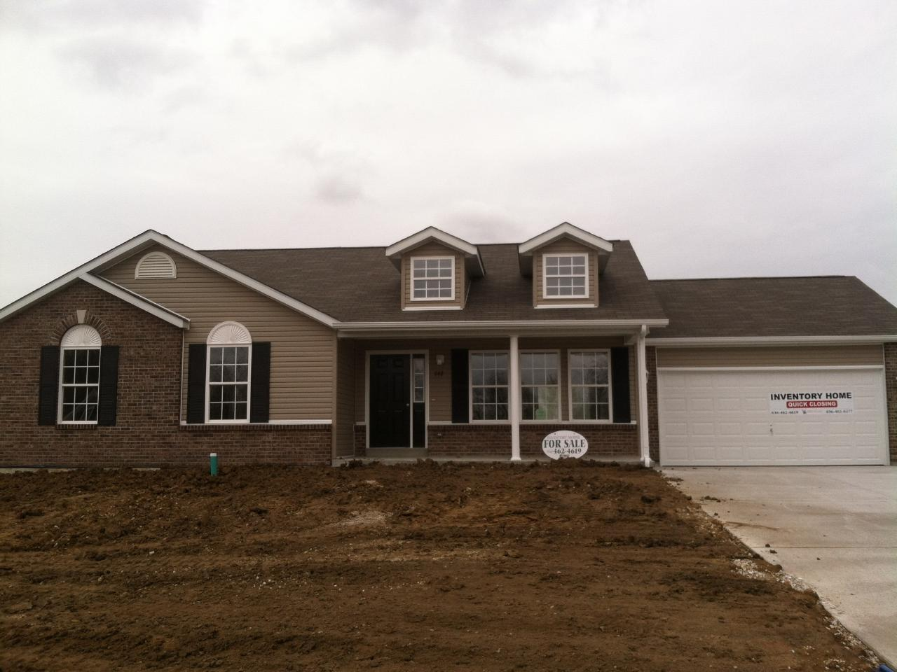 Exterior featured in The Catalina By Cannon Builders, Inc.  in St. Louis, MO