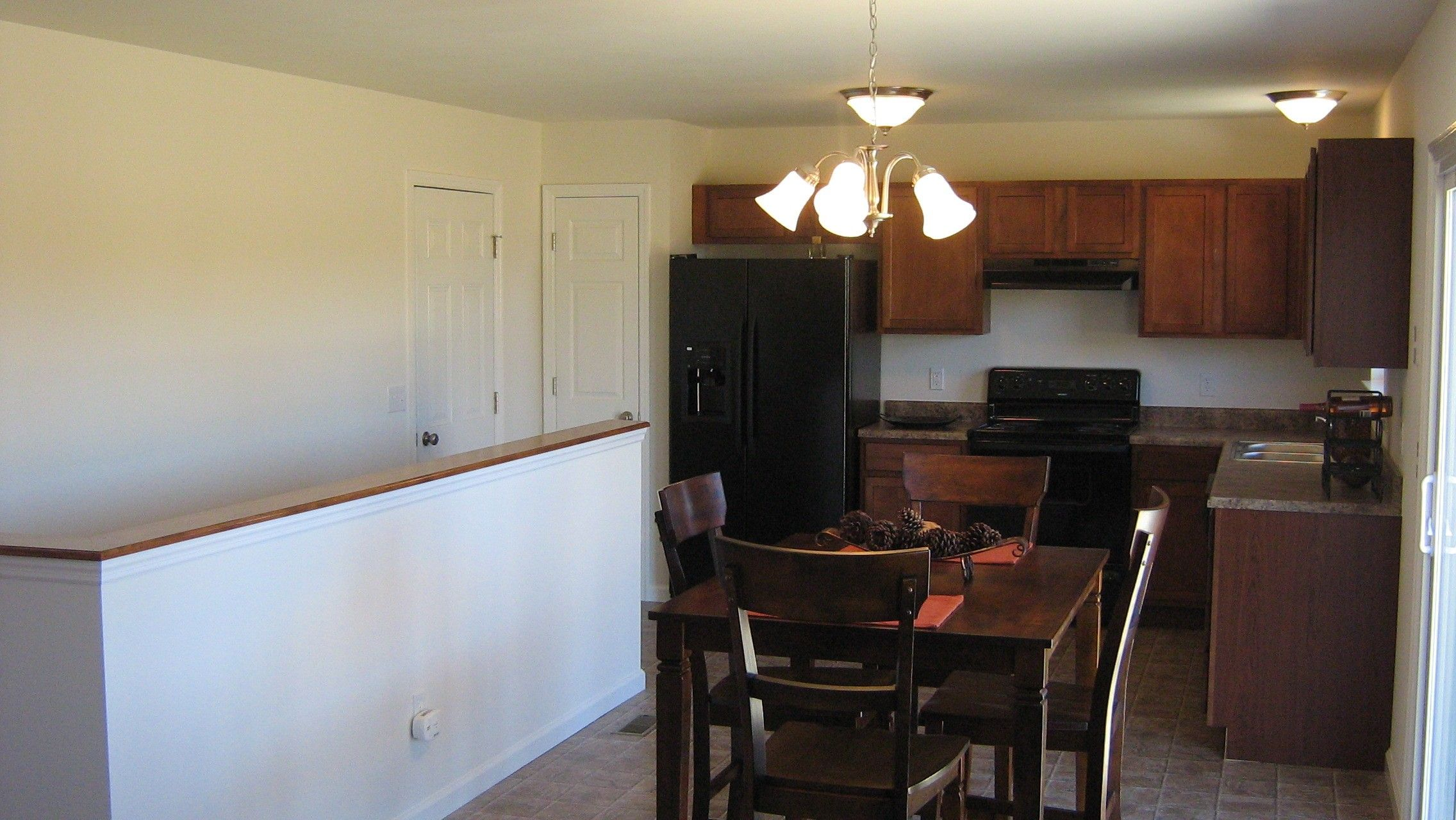Kitchen featured in The Manassas By Cannon Builders, Inc.  in St. Louis, MO