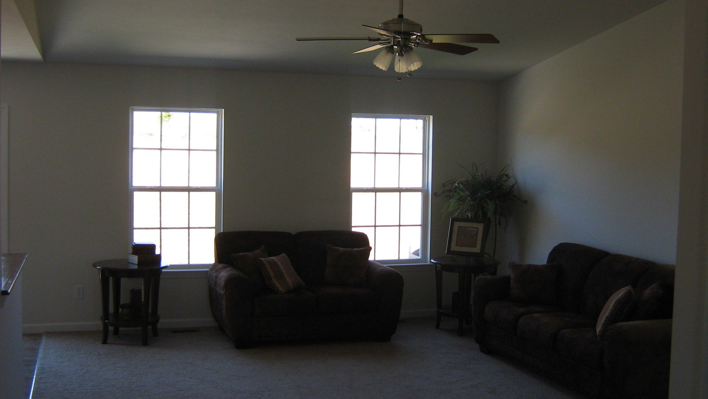 Living Area featured in The Manassas By Cannon Builders, Inc.  in St. Louis, MO