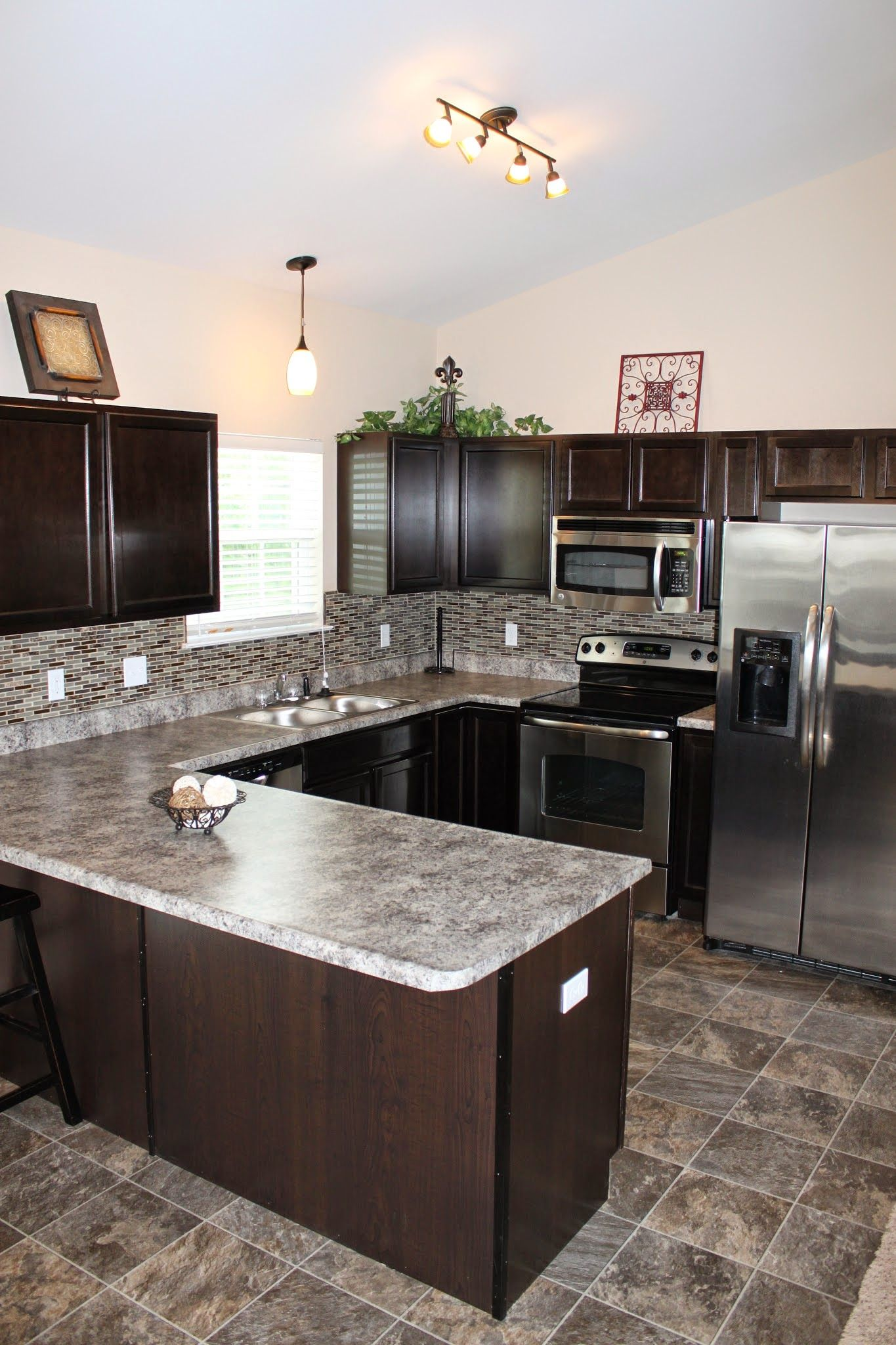 Kitchen featured in The Oceanside By Cannon Builders, Inc.  in St. Louis, MO