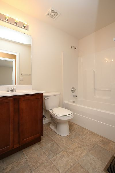 Bathroom featured in The Essex By Cannon Builders, Inc.  in St. Louis, MO
