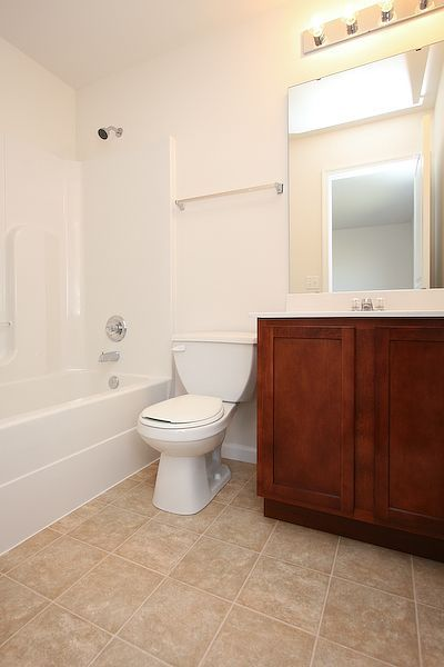 Bathroom featured in The Chateau By Cannon Builders, Inc.  in St. Louis, MO