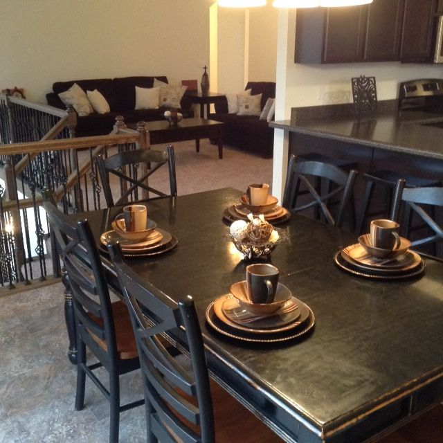 Kitchen featured in The Tuscany By Cannon Builders, Inc.  in St. Louis, MO