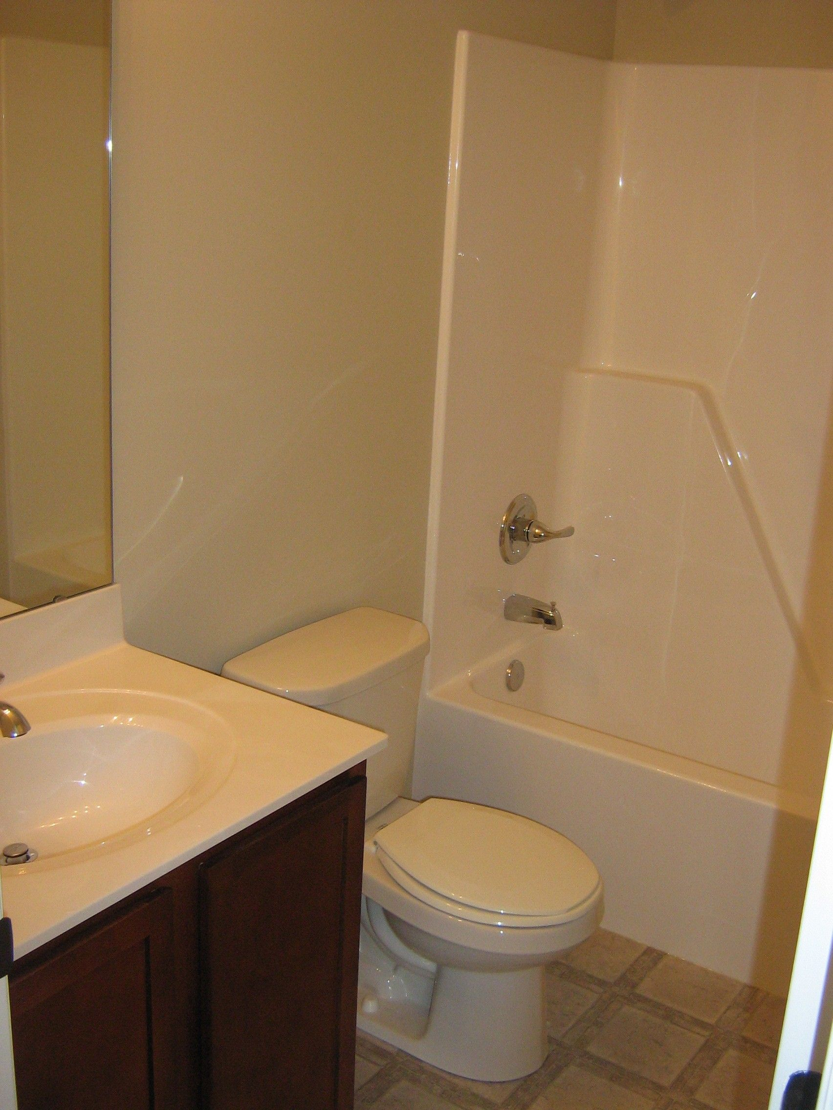 Bathroom featured in The Vinho By Cannon Builders, Inc.  in St. Louis, MO