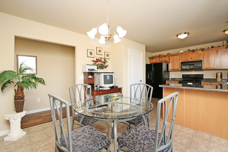 Kitchen featured in The Alsace By Cannon Builders, Inc.  in St. Louis, MO