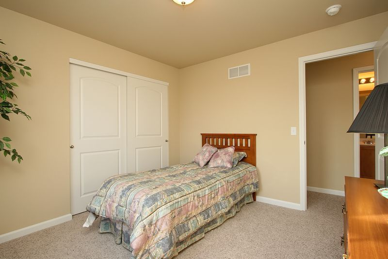 Bedroom featured in The Alsace By Cannon Builders, Inc.  in St. Louis, MO