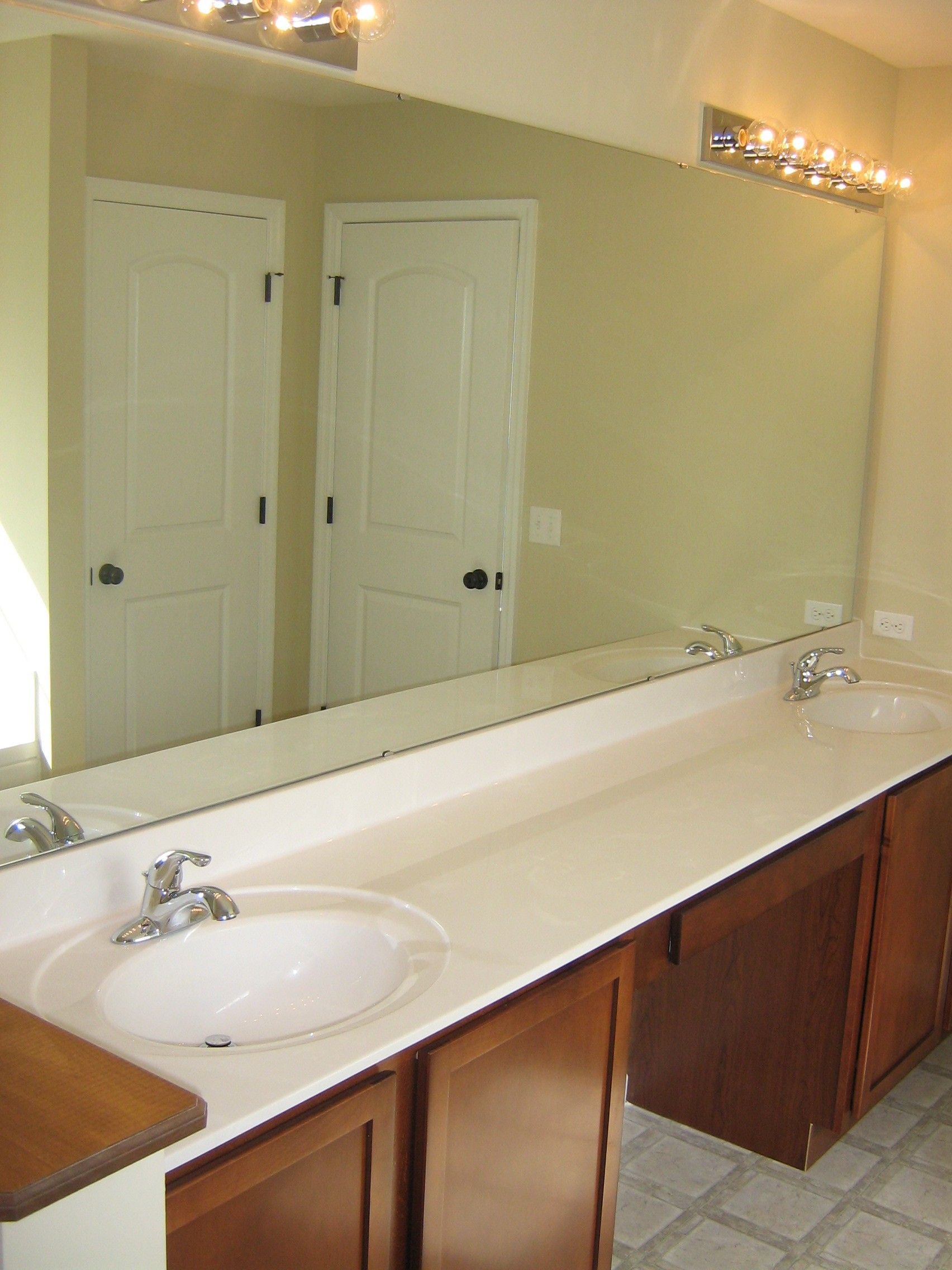 Bathroom featured in The Persimmon By Cannon Builders, Inc.  in St. Louis, MO