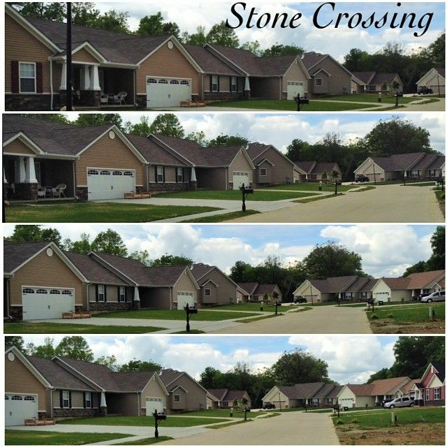 'Stone Crossing' by Cannon Builders, Inc.  in St. Louis