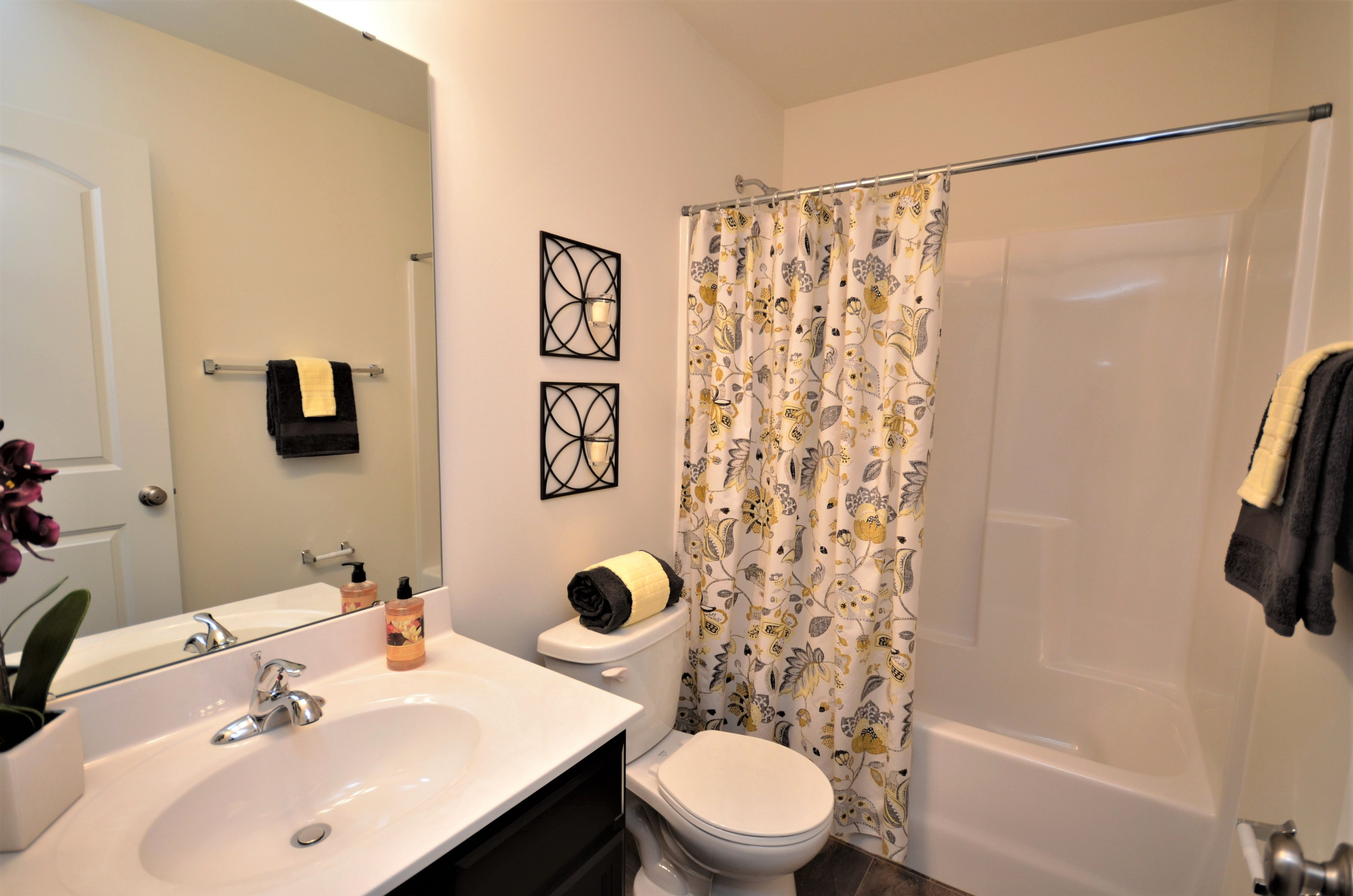 Bathroom featured in The Charleston By Cannon Builders, Inc.  in St. Louis, MO