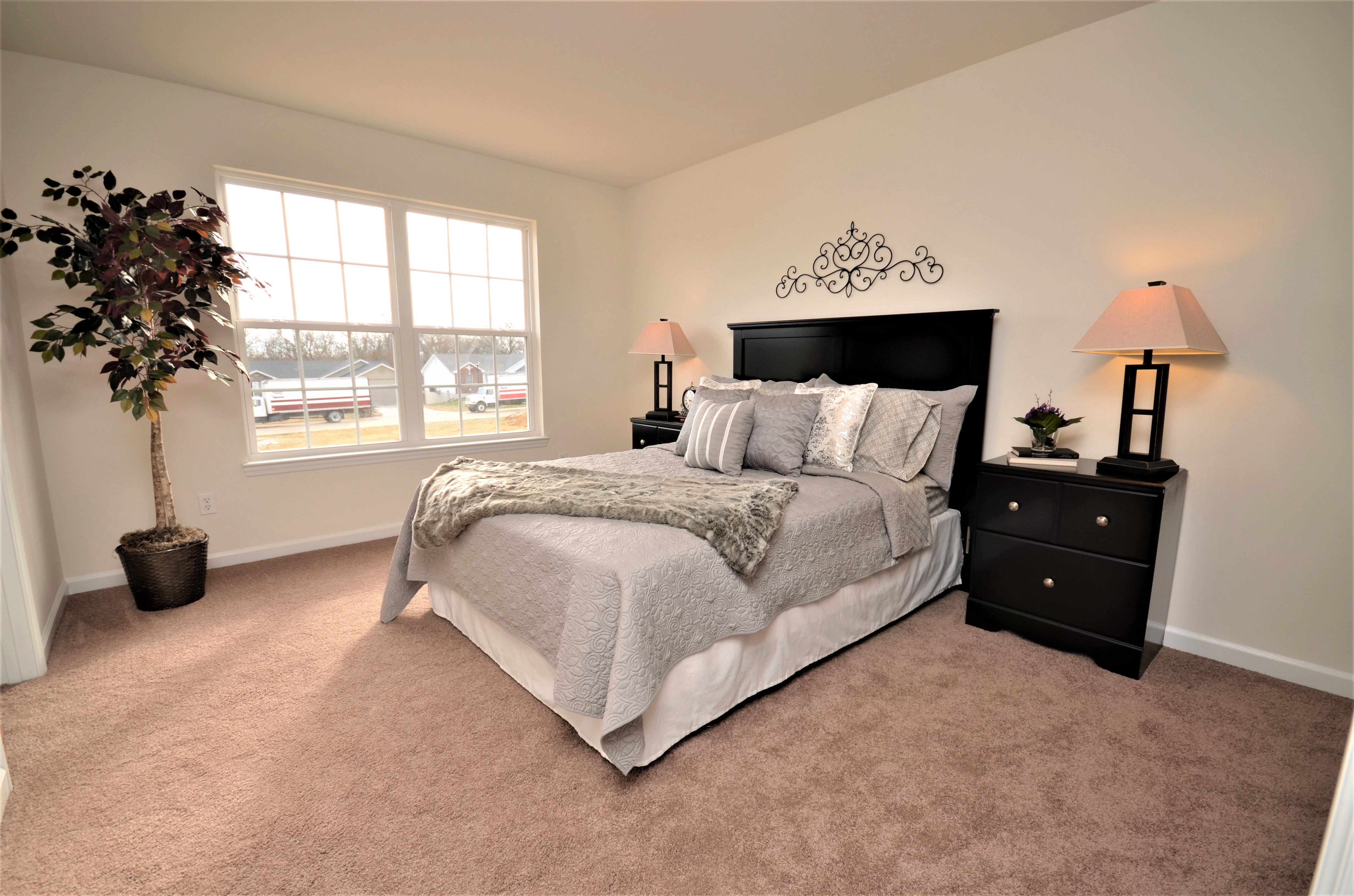 Bedroom featured in The Charleston By Cannon Builders, Inc.  in St. Louis, MO