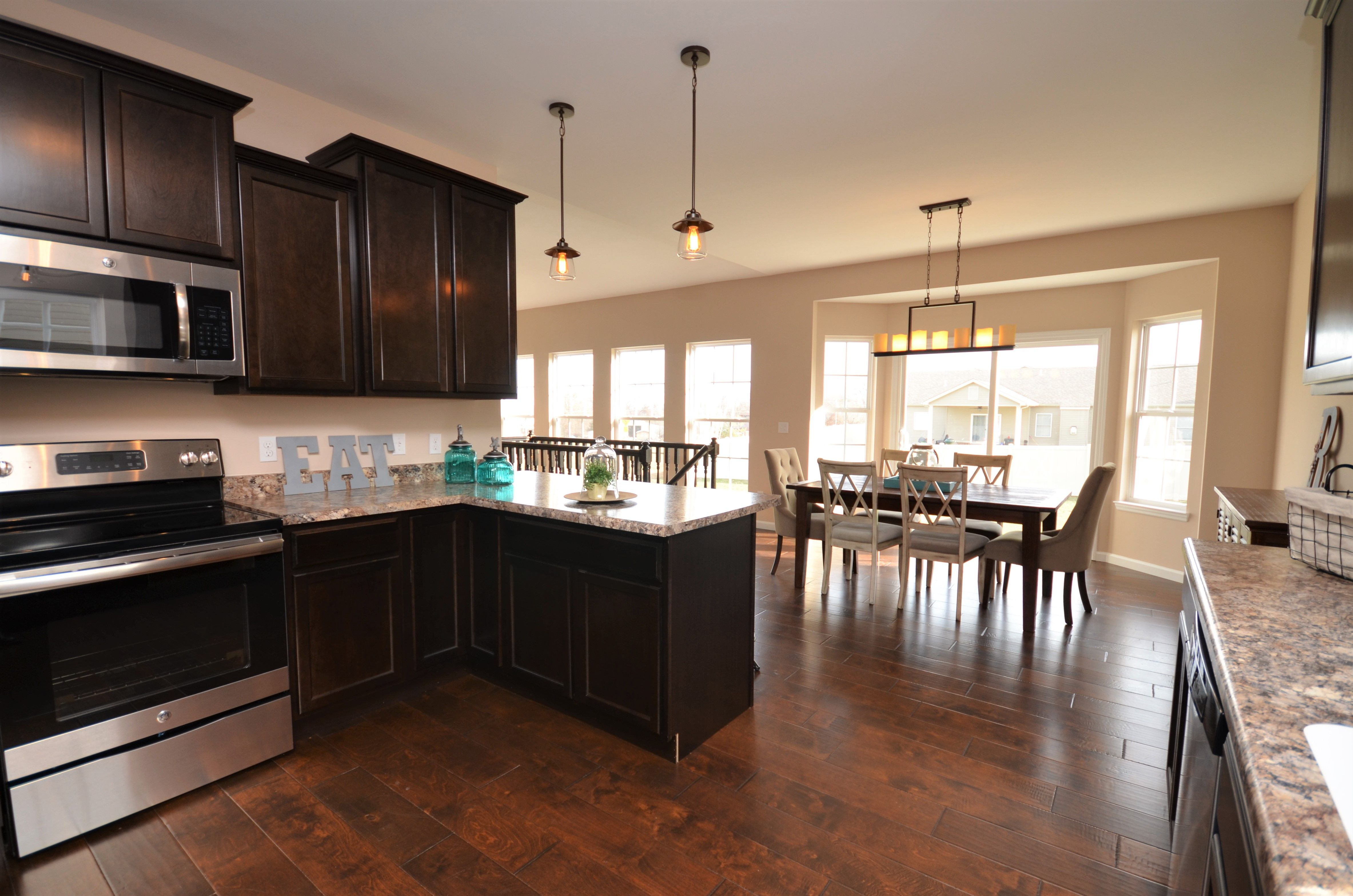 Kitchen featured in The Maplewood By Cannon Builders, Inc.  in St. Louis, MO