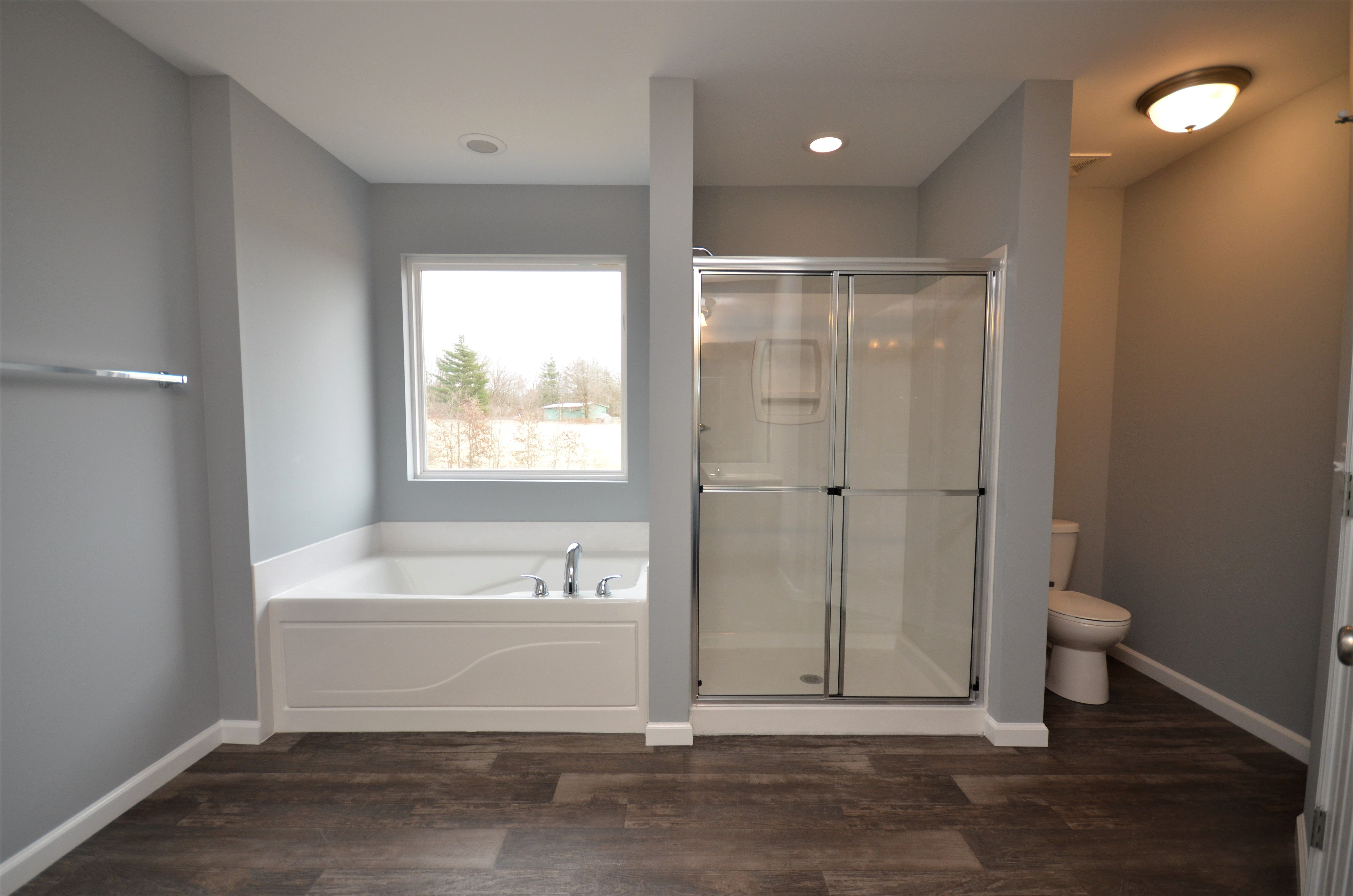 Bathroom featured in The Hermitage By Cannon Builders, Inc.  in St. Louis, MO