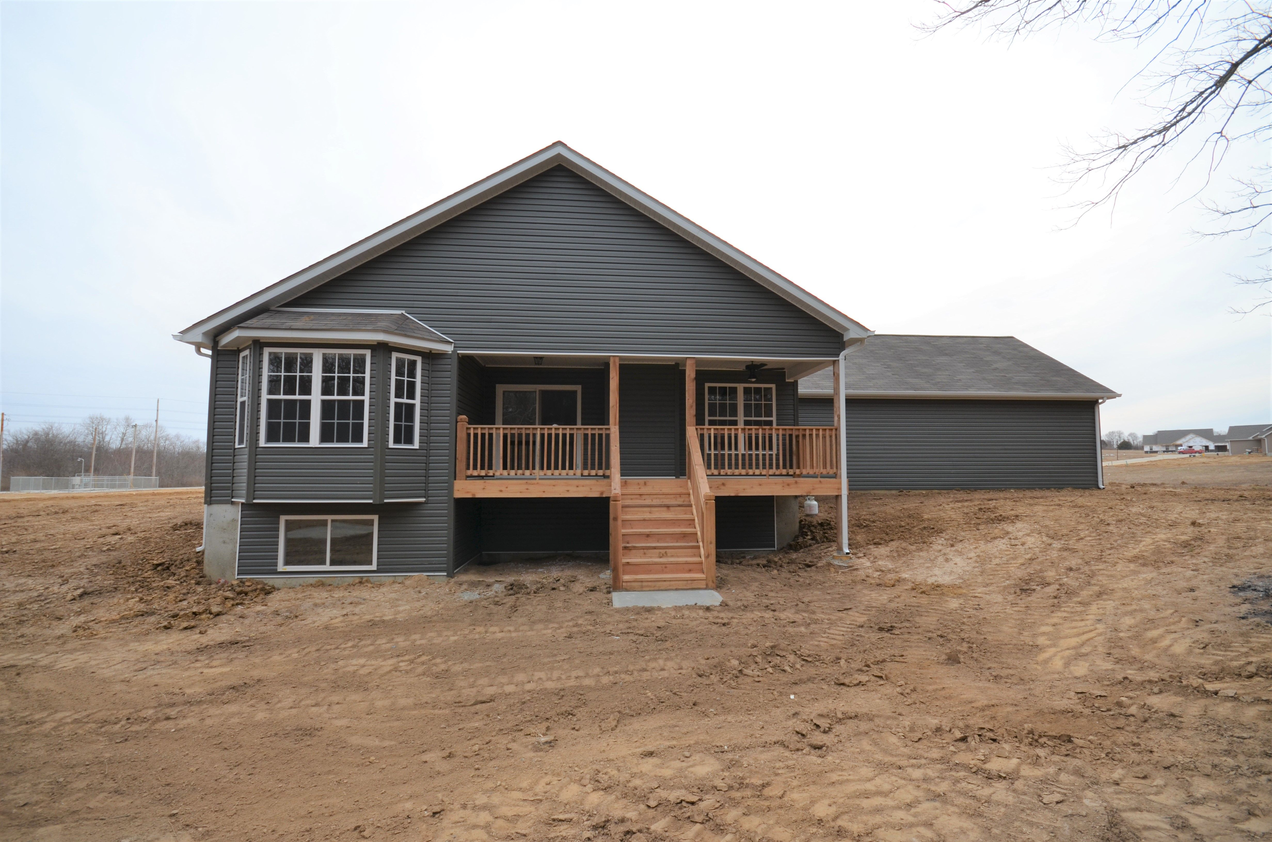 Exterior featured in The Hermitage By Cannon Builders, Inc.  in St. Louis, MO