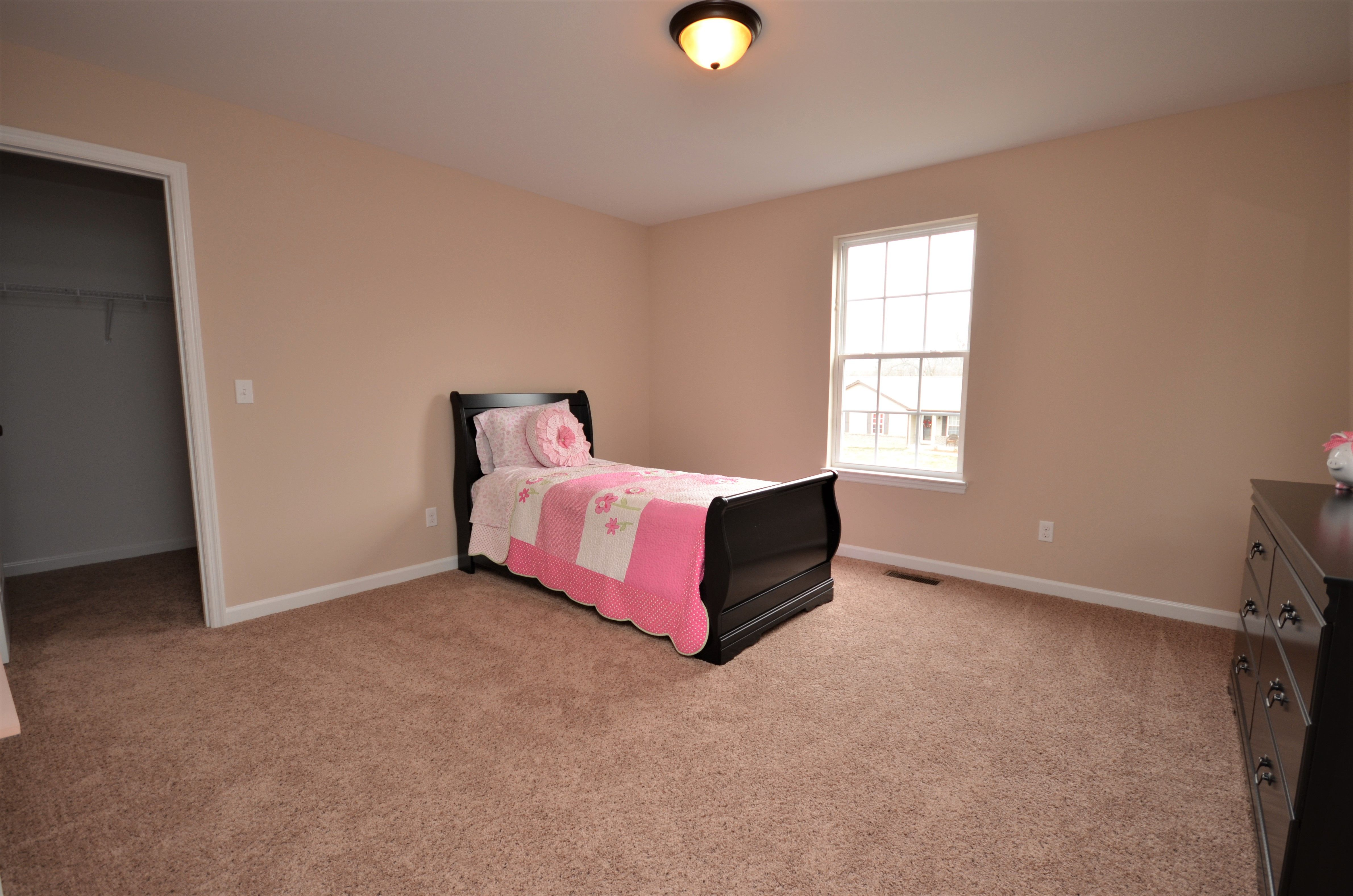 Bedroom featured in The Verona By Cannon Builders, Inc.  in St. Louis, MO