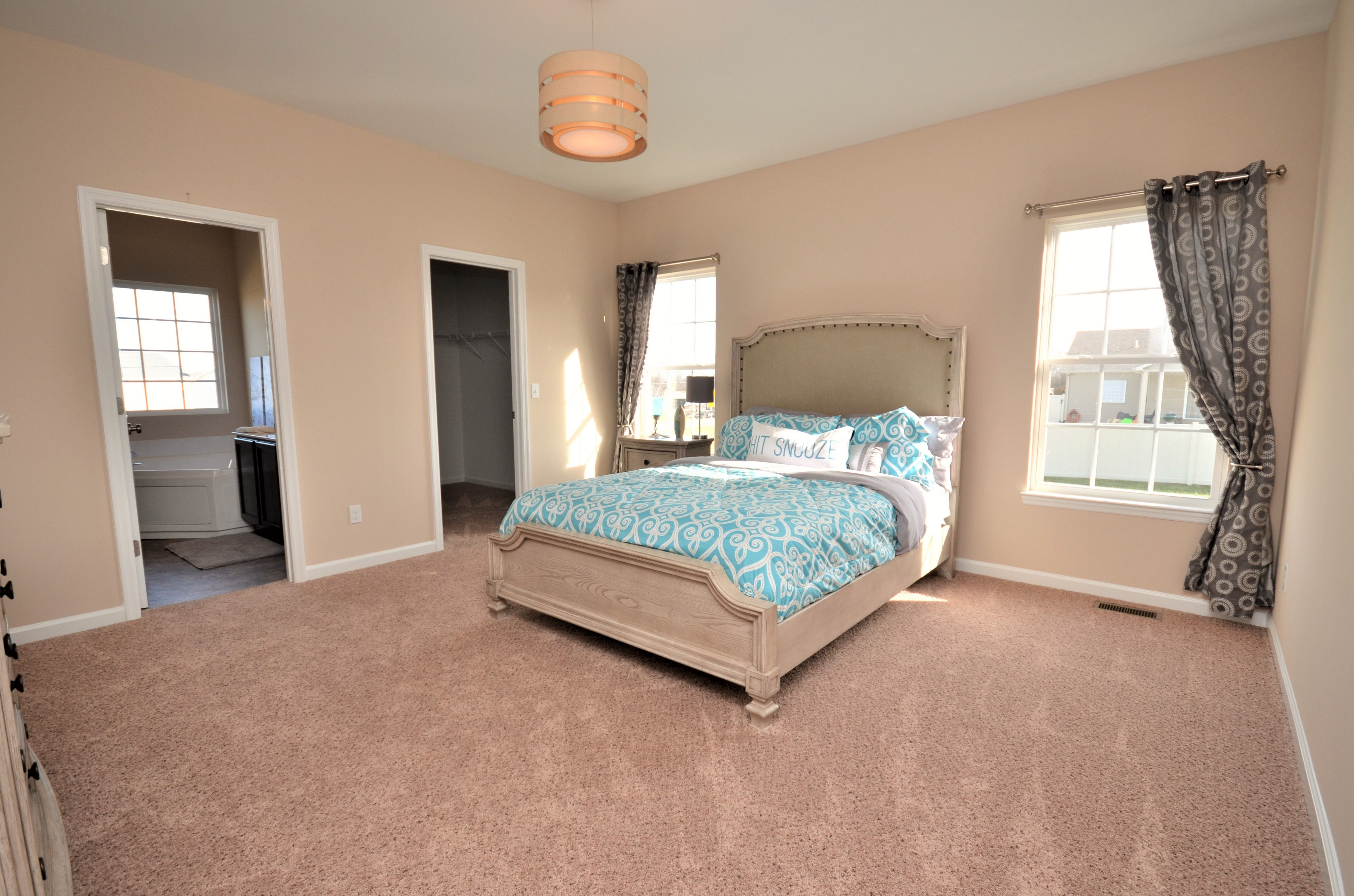 Bedroom featured in The Maplewood By Cannon Builders, Inc.  in St. Louis, MO