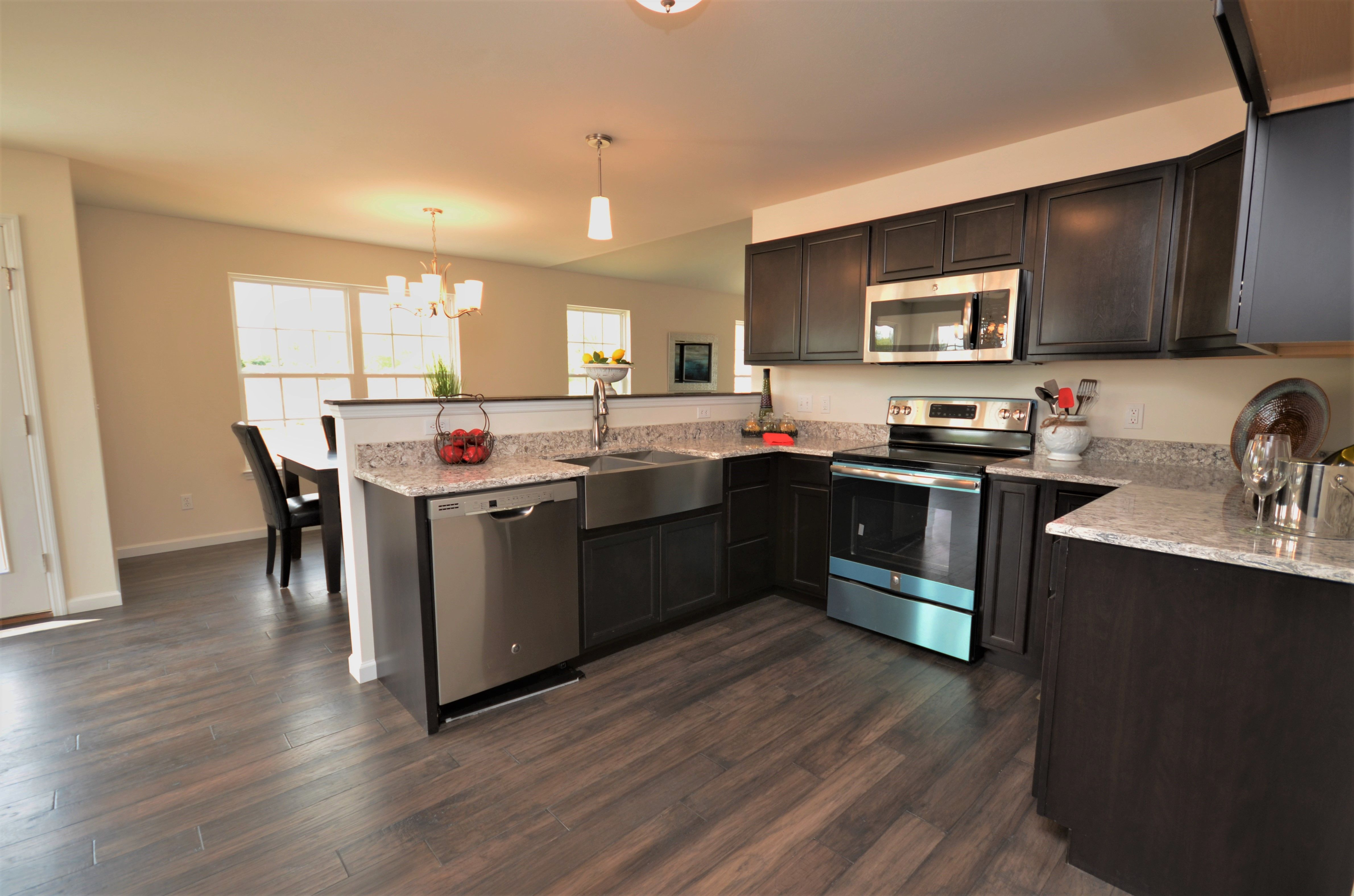 Kitchen featured in The Shiraz By Cannon Builders, Inc.  in St. Louis, MO