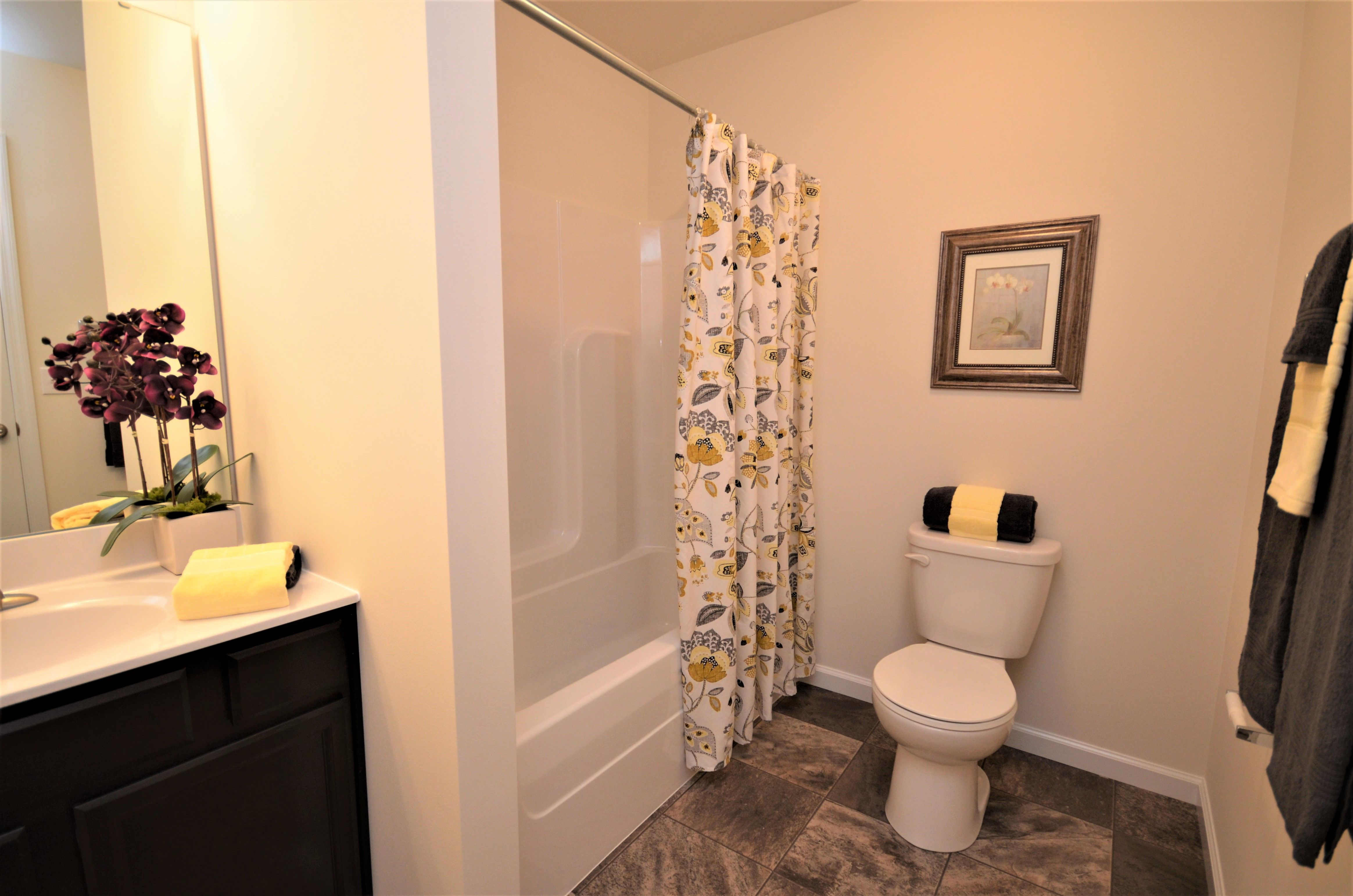 Bathroom featured in The Shiraz By Cannon Builders, Inc.  in St. Louis, MO