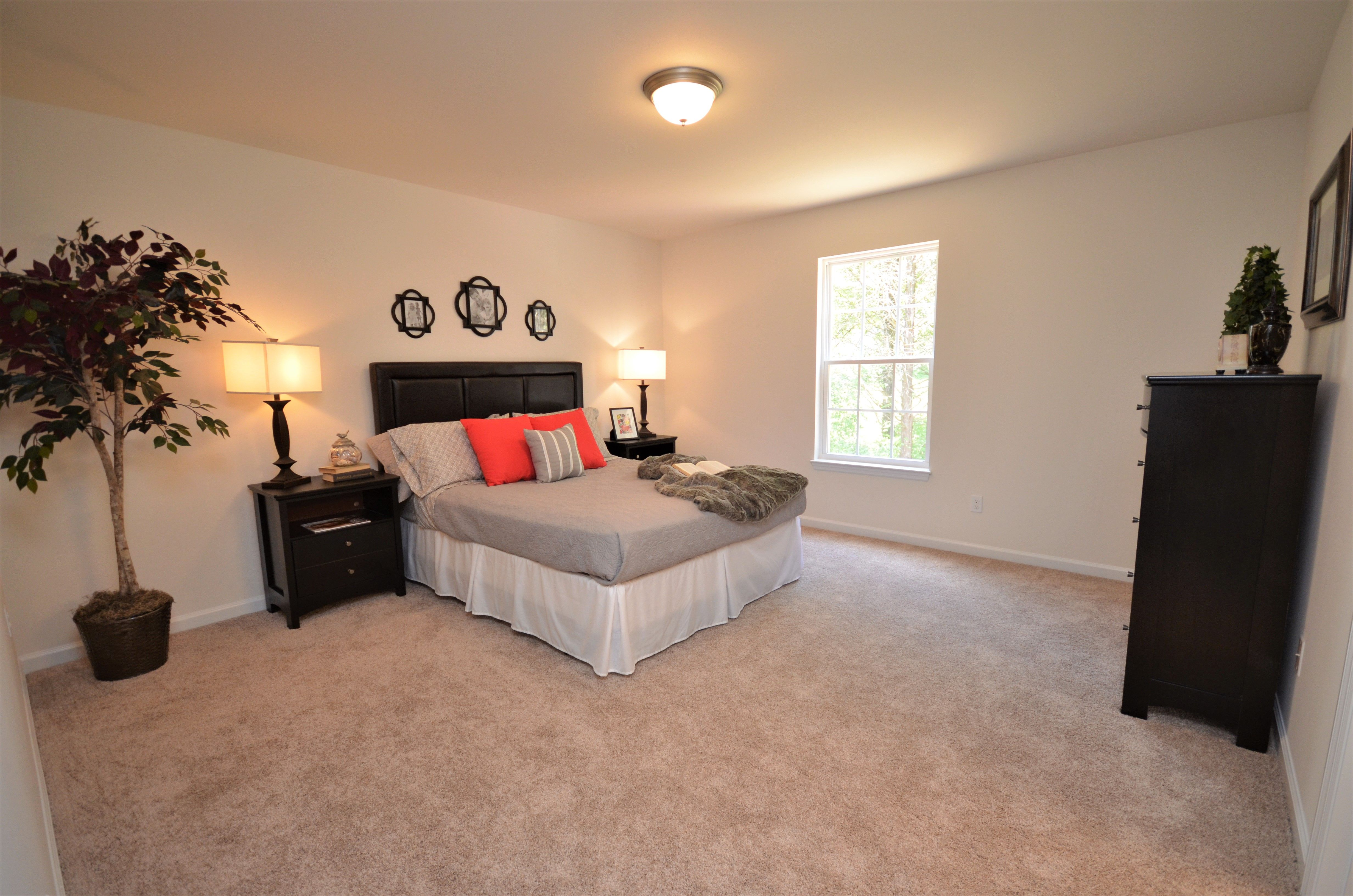 Bedroom featured in The Piedmont By Cannon Builders, Inc.  in St. Louis, MO