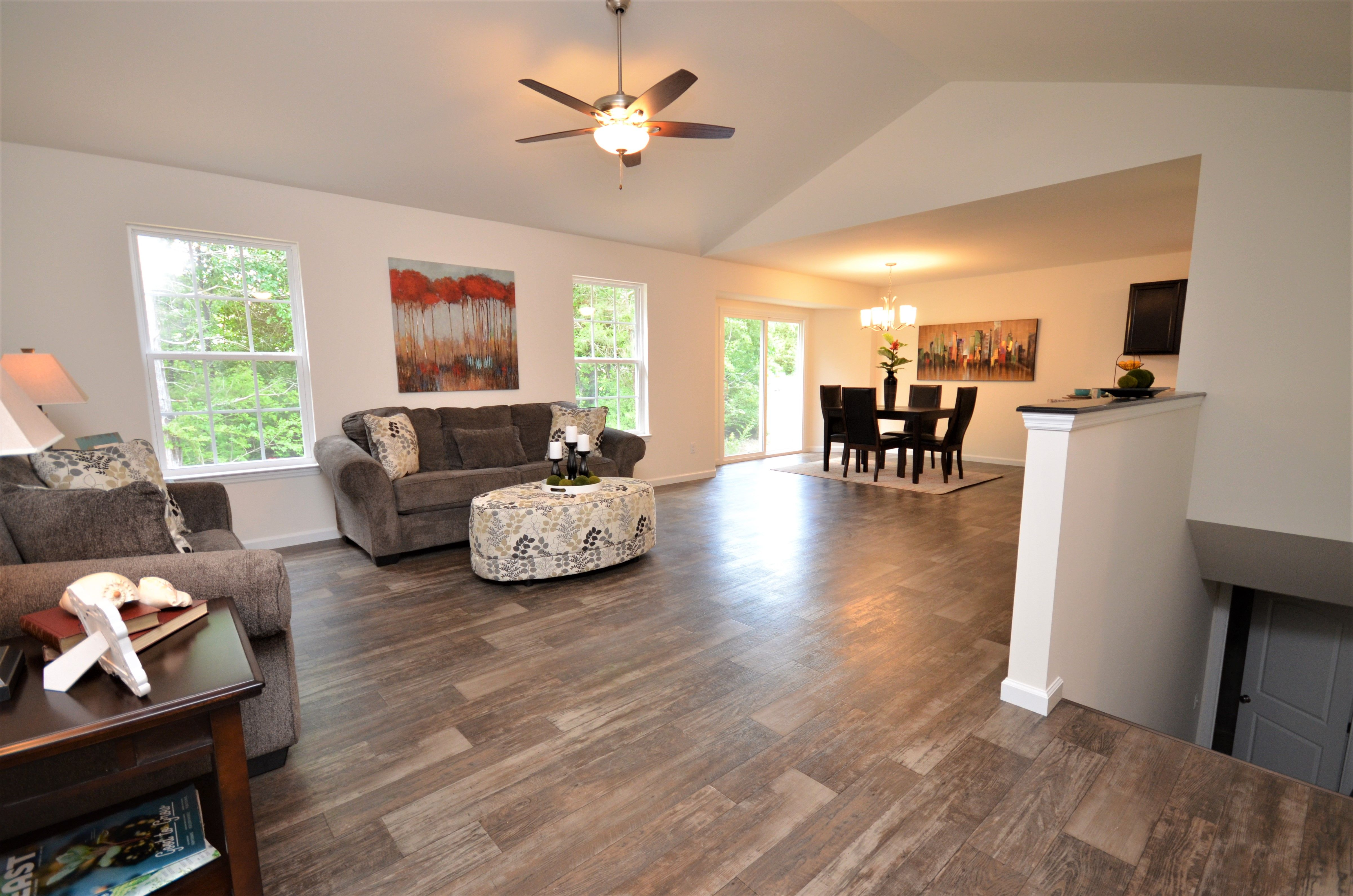 Living Area featured in The Piedmont By Cannon Builders, Inc.  in St. Louis, MO