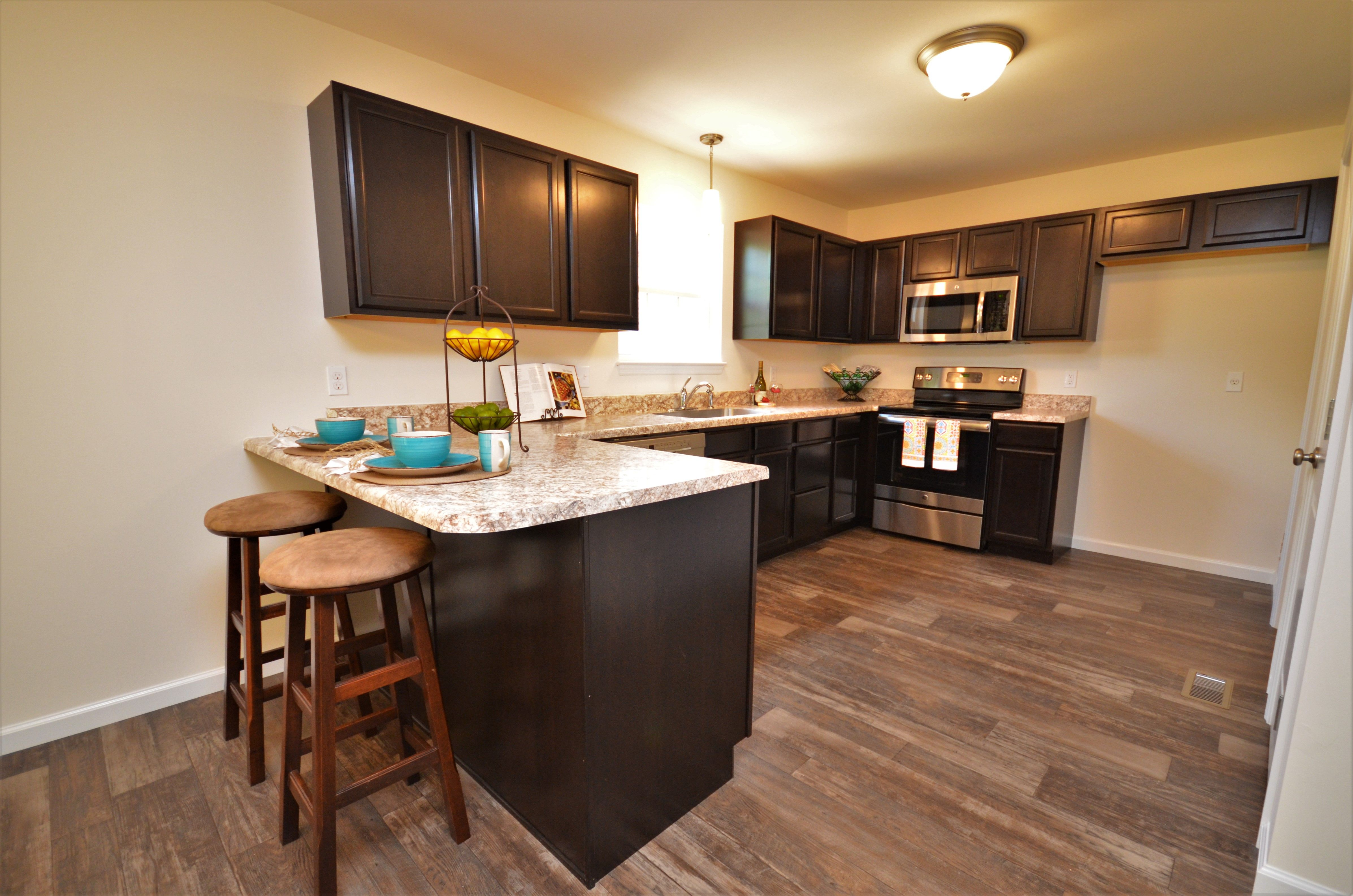 Kitchen featured in The Piedmont By Cannon Builders, Inc.  in St. Louis, MO
