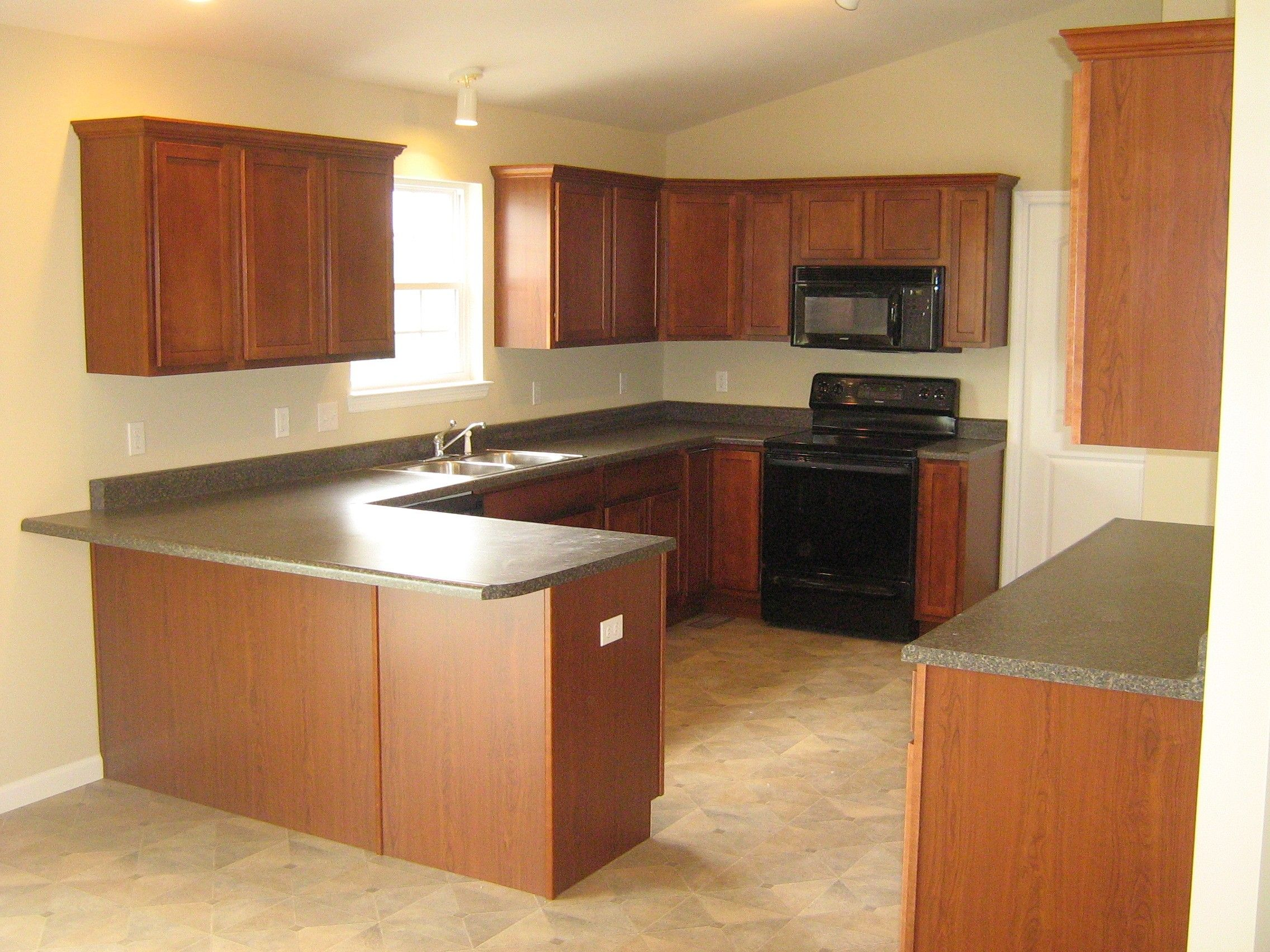 Kitchen featured in The Persimmon By Cannon Builders, Inc.  in St. Louis, MO