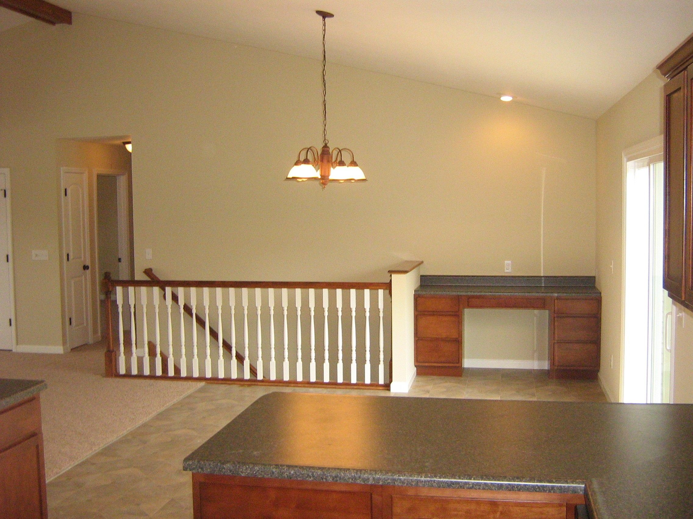 Living Area featured in The Persimmon By Cannon Builders, Inc.  in St. Louis, MO